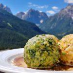 Berggasthaus Froneben Gerichte
